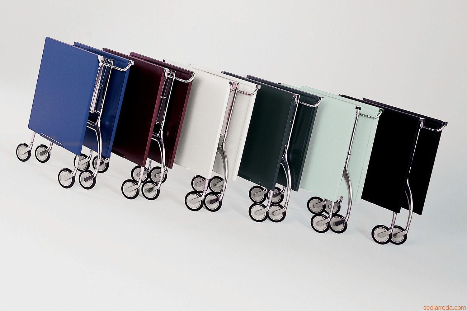 hires-battista-kartell-folding-trolleys-in-several-colours
